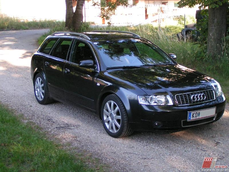 audi a4 avant bj 2003 best auto galerie. Black Bedroom Furniture Sets. Home Design Ideas