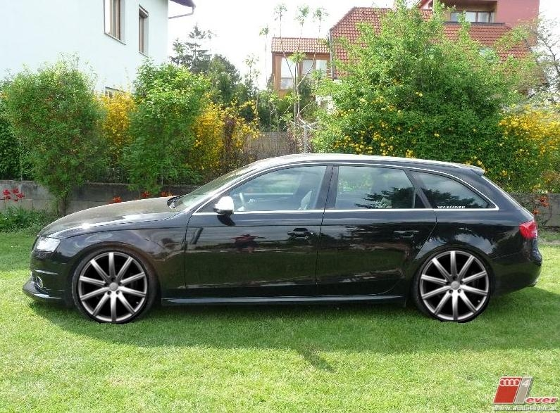 Audi A4 B8 Tuning Facelift