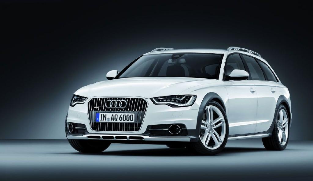 Österreich-Informationen zum neuen Audi A6 allroad