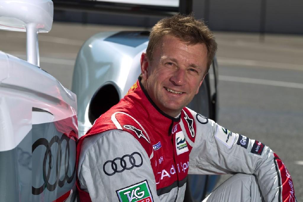 Vorfreude auf Le Mans: Drei Fragen an Audi Fahrer Allan McNish