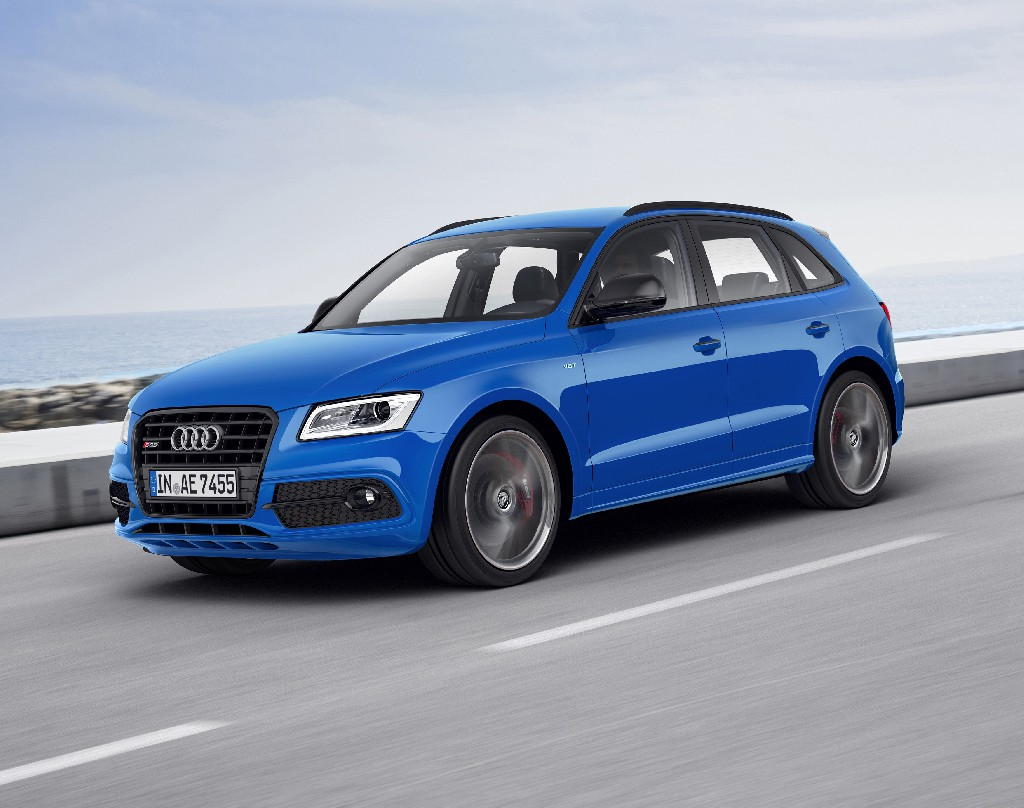 Audi SQ5 TDI plus mit 340 PS
