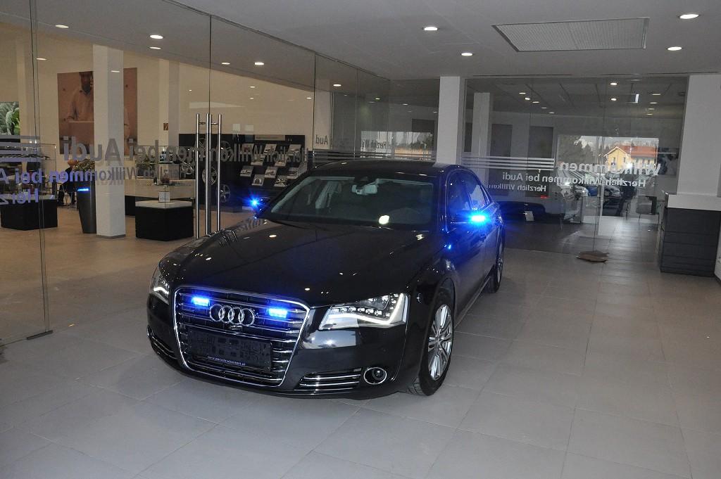 Audi4ever A4e Blog Detail Presse Panzerlimousine