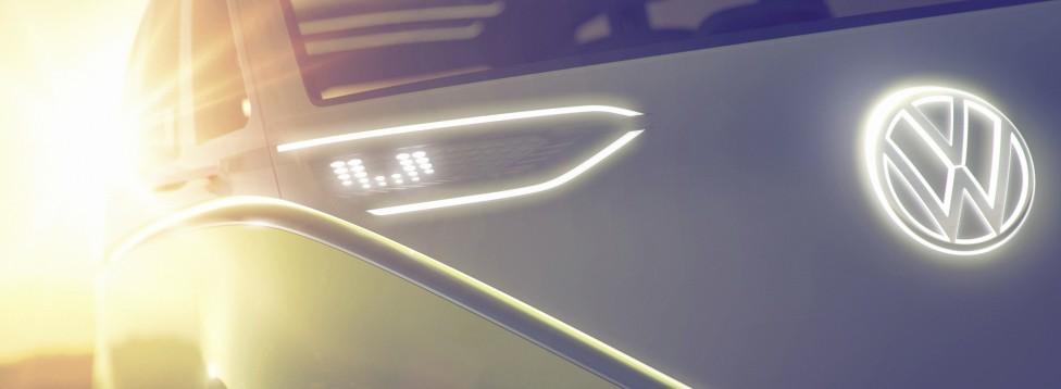 Volkswagen präsentiert in Detroit weiteres Modell der I.D. Familie