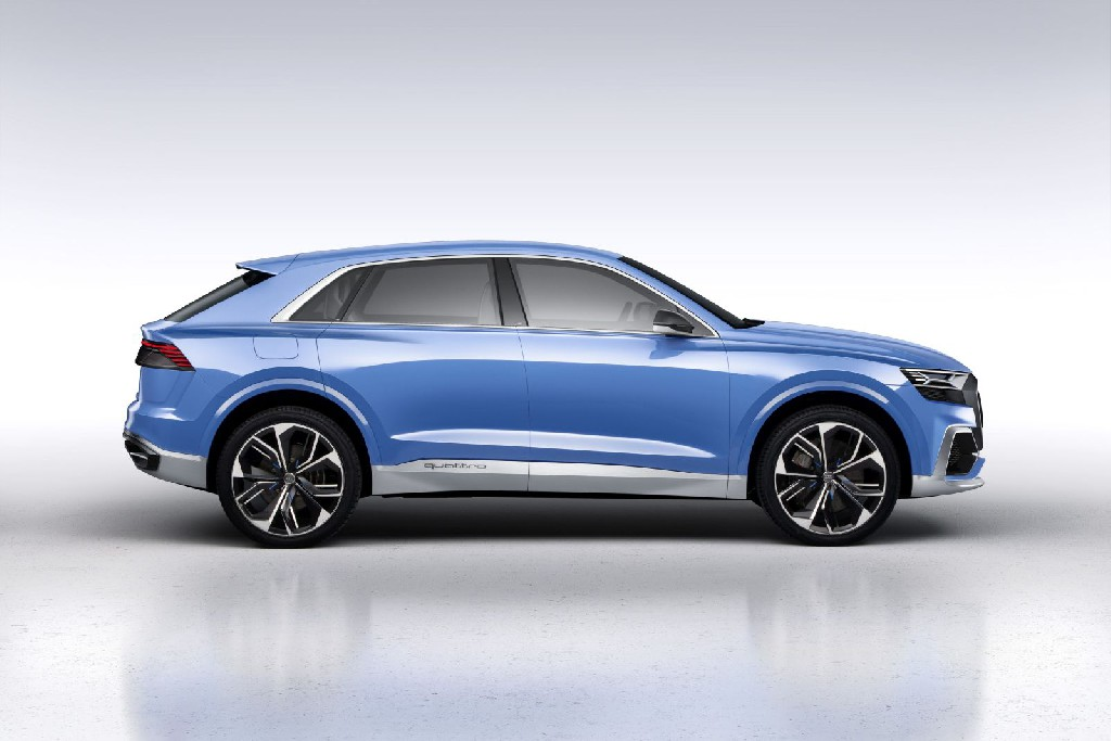 Audi4Ever - a4e Blog - Detail - Presse - Oberklasse-SUV im Coupe ...