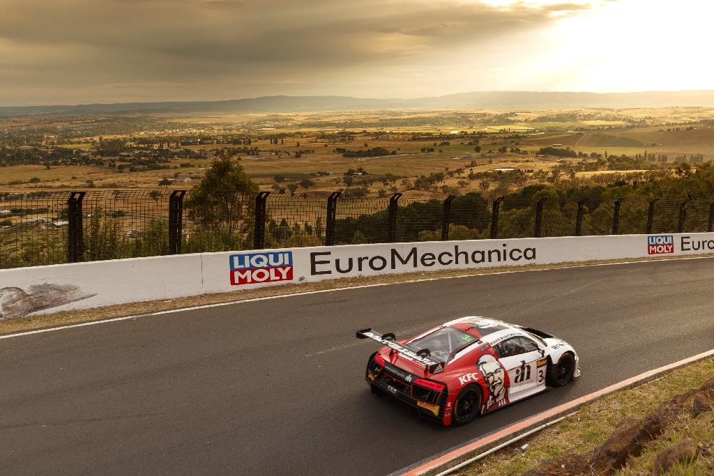 Zwei Podiumsplätze für Audi-Kundenteams in Australien