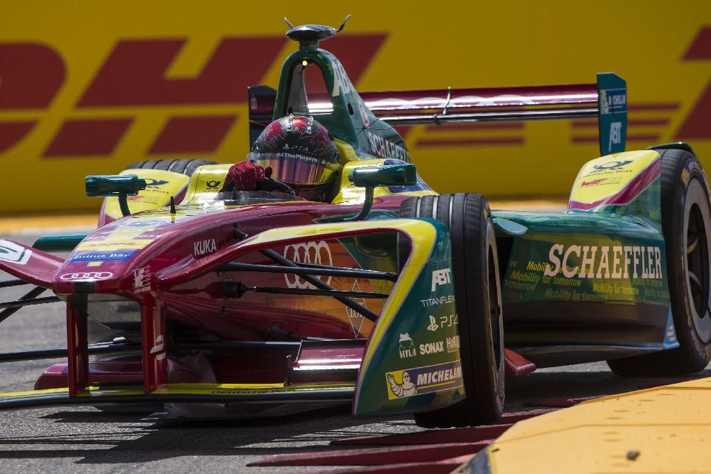 Audi erster deutscher Hersteller in der Formel E