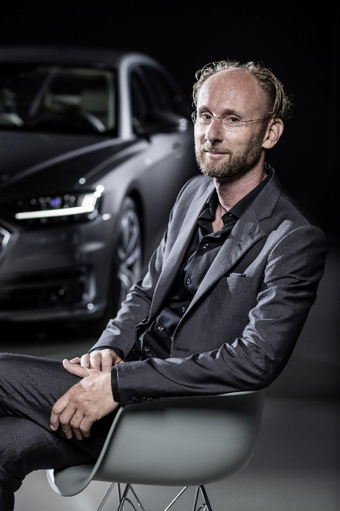 LIVE Übertragung der Weltpremiere des neuen Audi A8