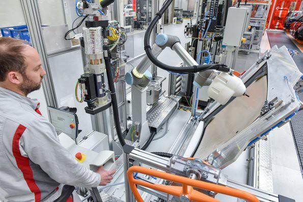 Mensch Roboter Kooperation: KLARA