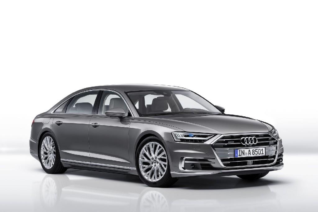 Österreich-Informationen zum neuen Audi A8