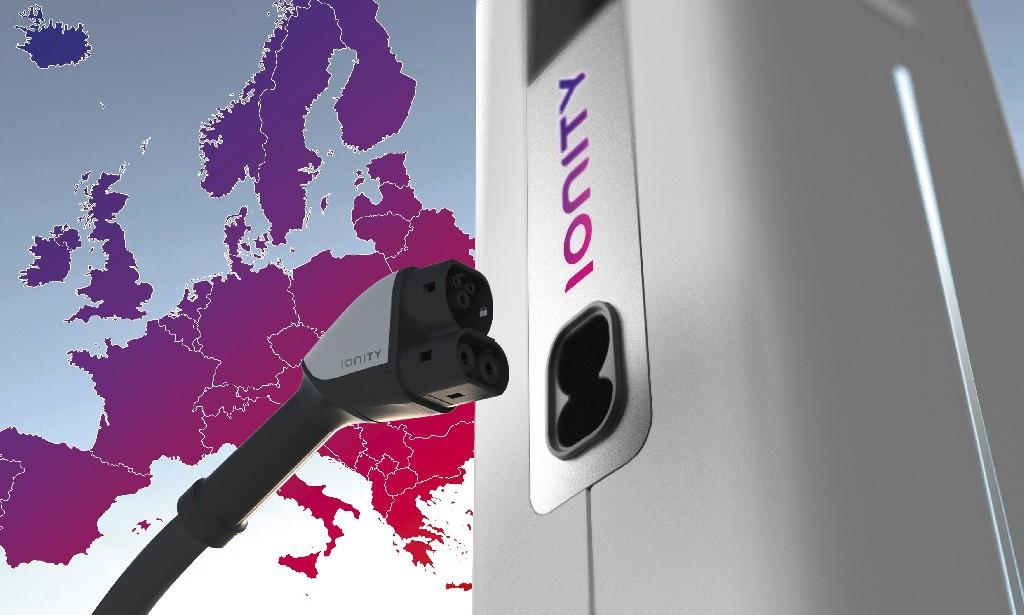 IONITY - Elektromobilität auf Langstrecken