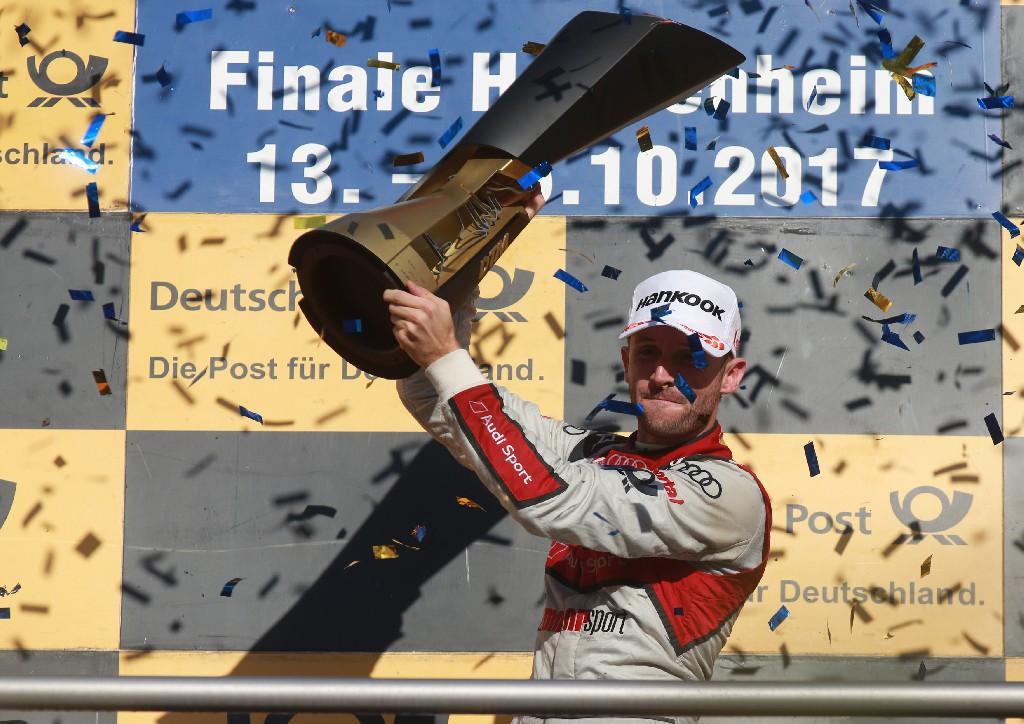 Pilot Rene Rast ist ADAC Motorsportler des Jahres