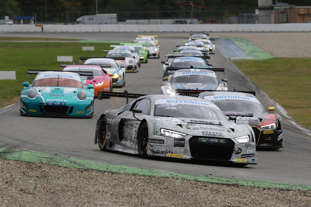 24 Titel für Audi Sport customer racing 2017