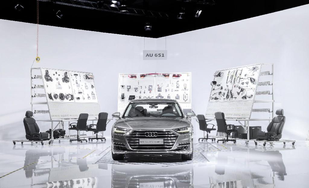 Audi auf der Design Miami
