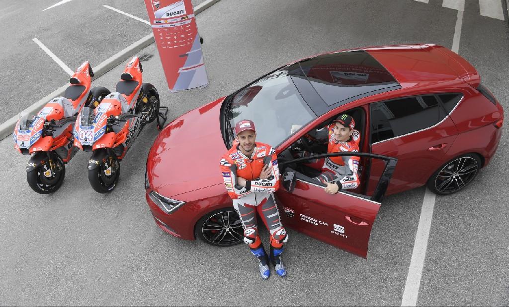 SEAT verlängert Partnerschaft mit Ducati