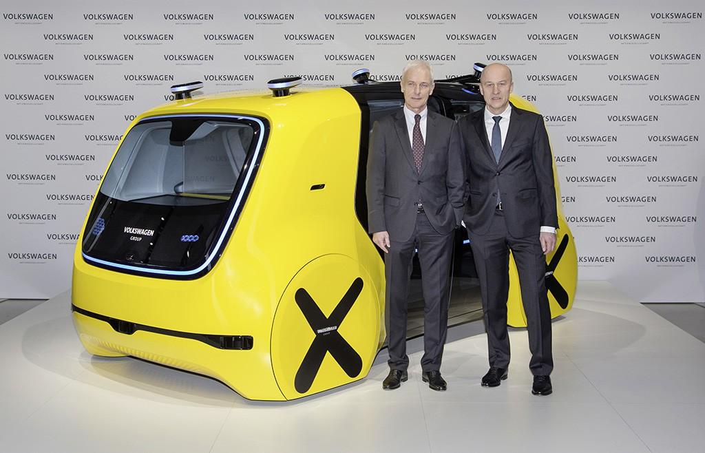 Konzern baut weltweit die Produktion von Elektroautos massiv aus