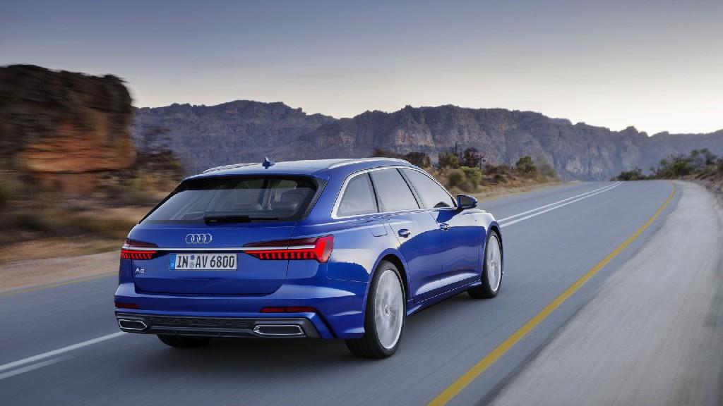 Avant-garde: der neue Audi A6 Avant