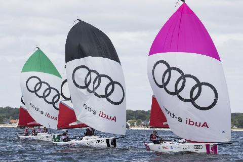 Audi erneut Premiumpartner an der Kieler Woche