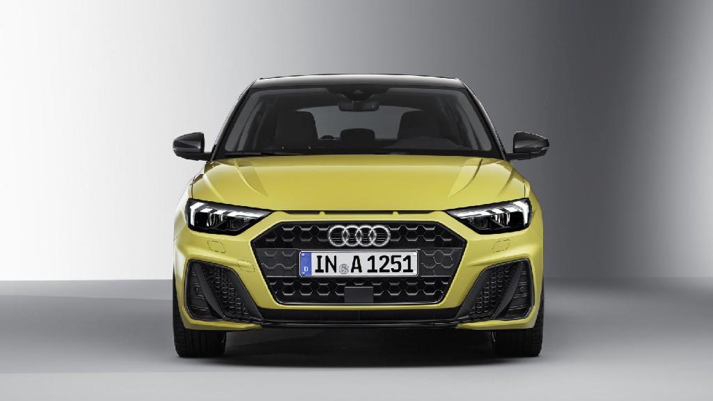 Neuer Audi A1 Sportback