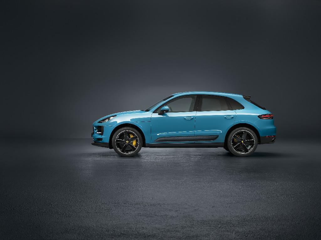 Porsche zeigt den neuen Macan in Shanghai 2018