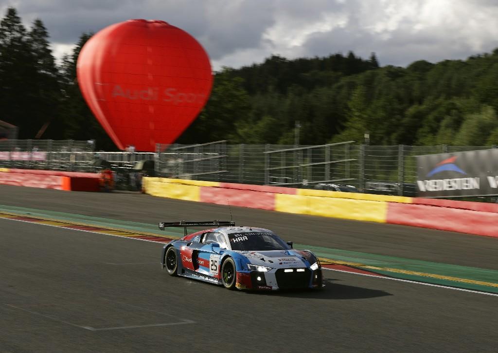 Zweiter Saisonsieg für Audi in der Intercontinental GT Challenge