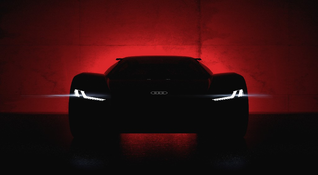 Audi PB 18 e-tron: Showcar-Weltpremiere bei der Pebble Beach Car Week