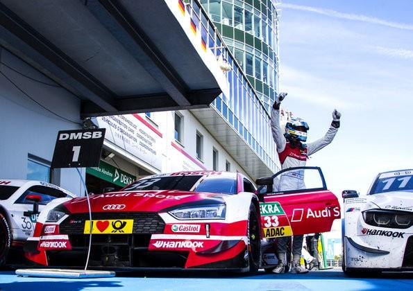 Zwei Poles, zwei Siege - das perfekte DTM-Wochenende
