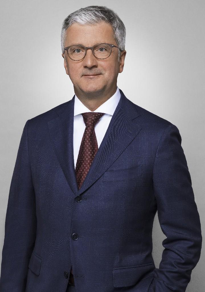 Rupert Stadler scheidet aus dem Vorstand der Volkswagen AG und dem Vorstand der AUDI AG aus