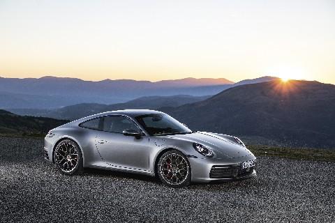 Der neue Porsche 911 in der 8. Generation