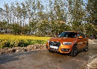 Audi Q3 Trans China Tour - Tag 4