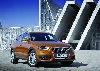 Fünf Sterne für Audi Q3 im Euro NCAP-Crashtest