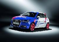 "Audi präsentiert auf der Tokyo Motor Show den ""A1 SAMURAI BLUE"""