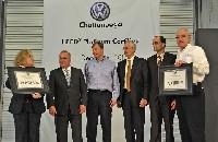 Volkswagen Chattanooga erhält LEED-Platinum-Zertifizierung