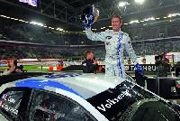Volkswagen Rallye-Star Ogier ist Champion der Champions ? Matthäus, Pocher beim up! VIP-Rennen