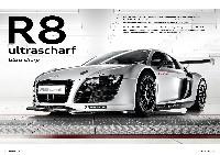 Die Story des Audi R8 LMS auf 256 Seiten