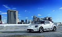 Detroit Auto Show 2012 - Volkswagen im Zeichnen von Hybrid und e-Mobilität