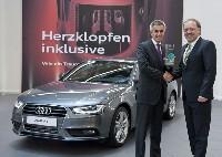 """Audi A4 """"Bester aller Klassen"""" beim DEKRA-Gebrauchtwagenreport"""