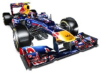 """der neue Red Bull Formel 1 (RB8) hat das """"offizielle"""" Licht der Welt erblickt."""