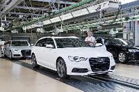 Audi: starkes Wachstum in USA und China