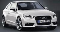 erstes Foto vom neuen Audi A3 ist aufgetaucht