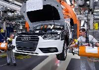 Audi Konzern im Geschäftsjahr 2011