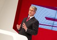 Rupert Stadler bei der Jahrespressekonferenz - Teil 1