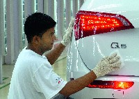 Audi am Standort Aurangabad