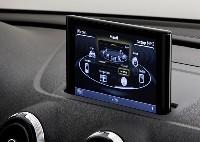 der Audi A3 - Das Infotainment