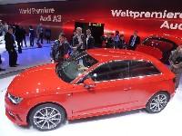 LIVE aus Genf -  die ersten Fotos vom Audi A3, Audi RS4 und Audi A1 quattro