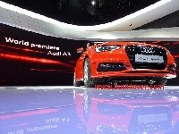 special shots from Geneve - Audi A3 world premiere