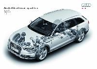 Audi A6 Allroad quattro - technische Daten, Zeichnungen und Assistenzsysteme