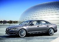Der Audi A6 L e-tron concept