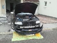 Stefan's MTM .S3 mit RS4 B5 Frontgittter
