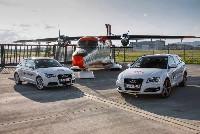 """""""Bodensee-Elektrik"""": Zwei Audi unter Strom"""