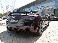 Audi R8 Spyder GT vs. Lamborghini Aventador Soundprobe